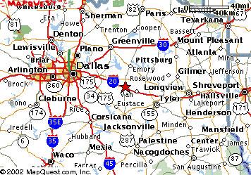 Map Of Canton Texas | Business Ideas 2013 Canton Tx Map on
